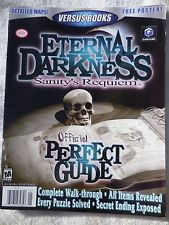 Eternal Darkness Official Perfect Guide