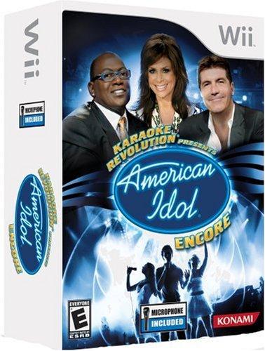 Karaoke Revolution Presents: American Idol Encore Bundle