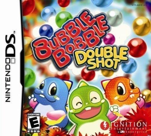 Bubble Bobble: Double Shot
