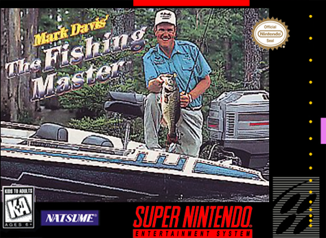 Mark Davis Fishing Master