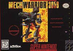 Mech Warrior 3050