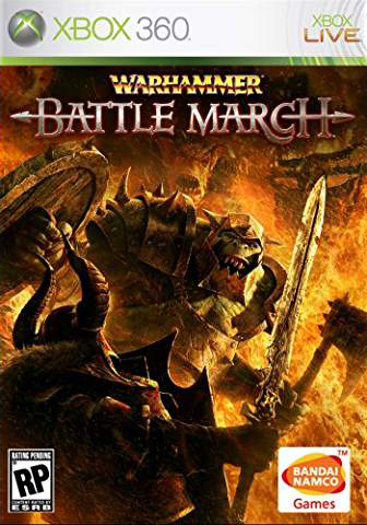 Warhammer: Battle March