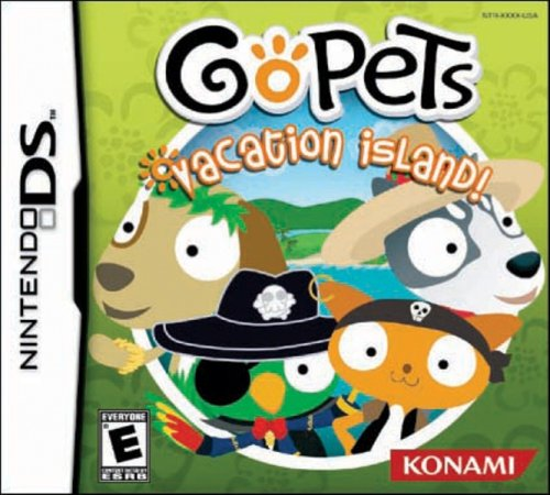 Go Pets: Vacation Island!