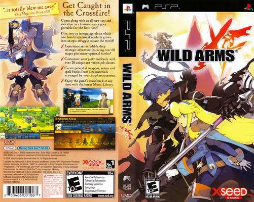 Wild Arms XF
