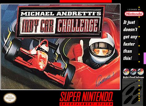 Michael Andretti Indy Car