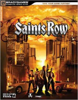 Saints Row Official Strategy Guide