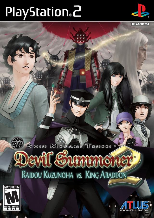 Shin Megami Tensei Devil Summoner Official Strategy Guide