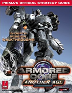 Armored Core 2 Official Strategy Guide