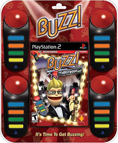 Buzz! The Hollywood Quiz Bundle