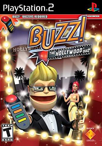 Buzz! The Hollywood Quiz (Software Only)