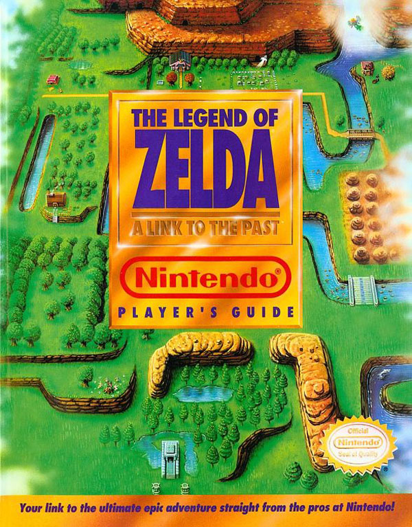 Zelda: A Link to the Past Nintendo Player's Guide