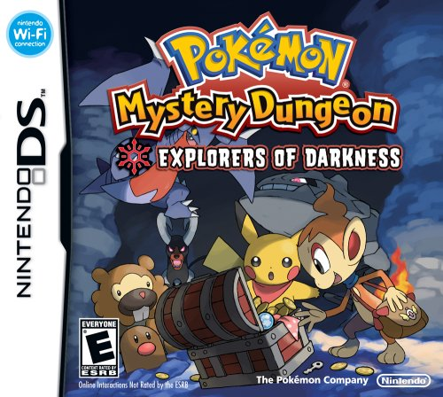 Pokemon Mystery Dungeon: Explorers of Darkness