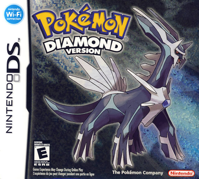 Pokemon Diamond & Pearl Version Official Pokemon Scenario Guide Vol 1