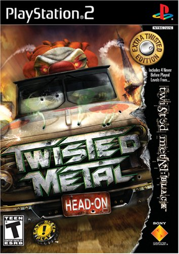 Twisted Metal: Head On - Extra Twisted Edition