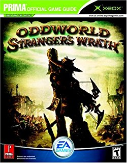 Oddworld: Stranger's Wrath Official Strategy Guide