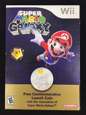 Super Mario Galaxy Premiere Edition Strategy Guide