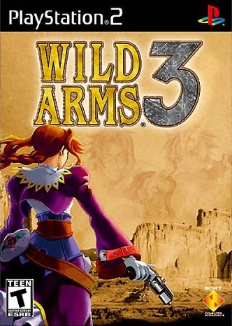 Wild Arms 3 Official Perfect Guide