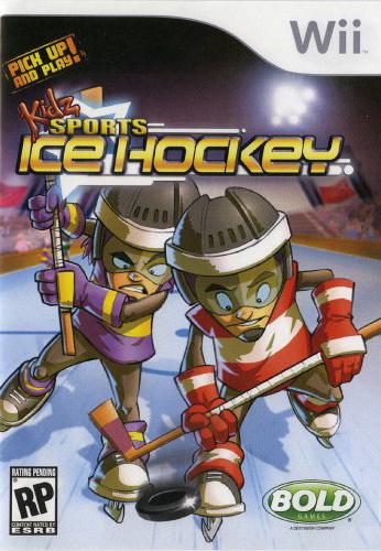 Kidz Sports: Ice Hockey