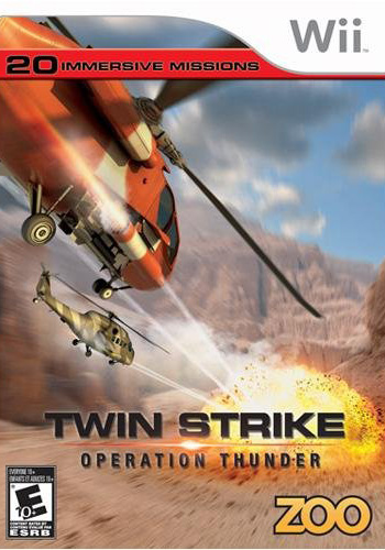 Twin Strike Operation Thunder