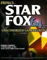 Star Fox 64 Unauthorized Game Secrets