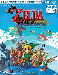 Legend of Zelda: The Windwaker Official Strategy Guide