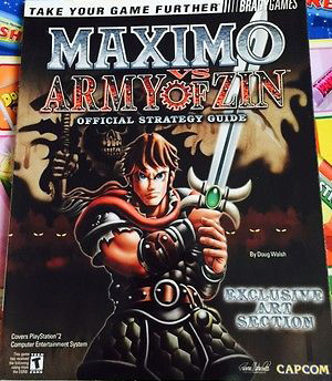 Maximo vs. Army of Zin Officaly Strategy Guide