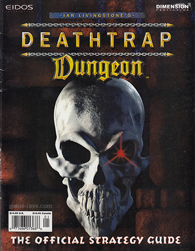 Deathtrap Dungeon Official Strategy Guide