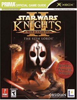 Star Wars Knights of the Old Republic Official Strategy Guide