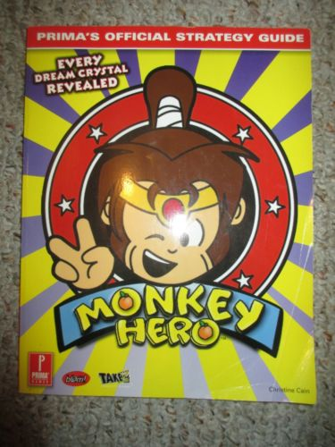 Monkey Hero Official Strategy Guide