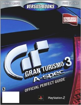 Gran Turismo 3 Official Strategy Guide