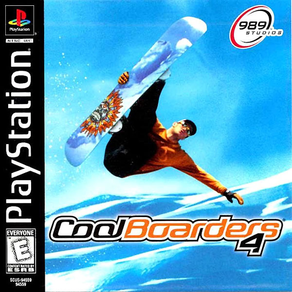 Cool Boarders 4 Official Strategy Guide