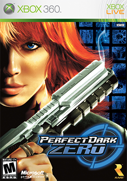 Perfect Dark Zero Official Strateg Guide Book