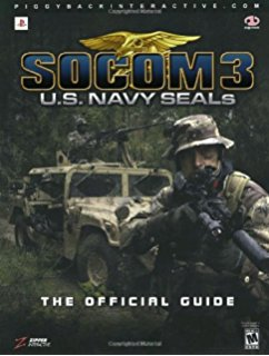 SOCOM: U.S. Navy Seals Fireteam Bravo 2 Official Strategy Guide Book