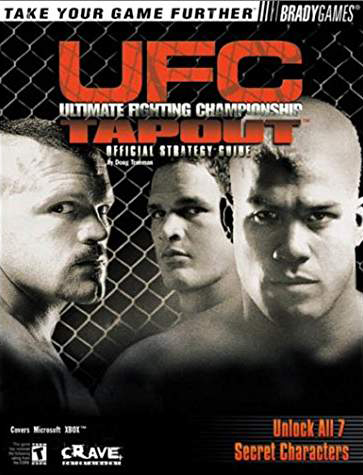 Ultimate Fighting Championship: Tapout Official Strategy Guide Book