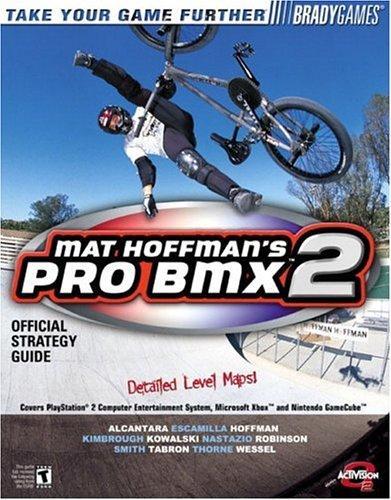 Mat Hoffman's Pro BMX Official Strategy Guide Book