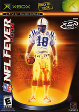 NFL Fever 2004 Official Strategy Guide Book
