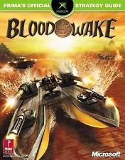 Blood Wake Official Strategy Guide Book