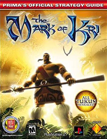 Mark of Kri Official Strategy Guide Book