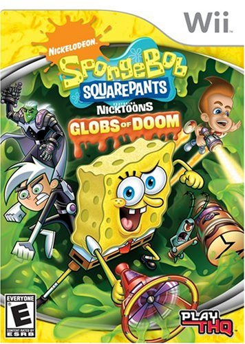 Spongebob Squarepants Nicktoons: Globs of Doom