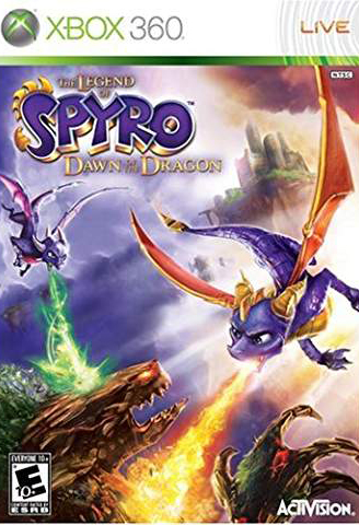 Spyro: Dawn of Dragon