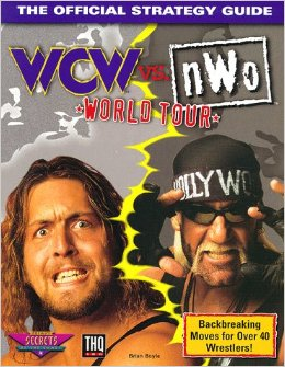 WCW vs. NWO World Tour Official Strategy Guide Book