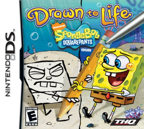Drawn To Life Spongebob Squarepants Edition