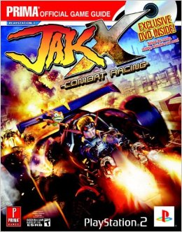 Jak X Official Strategy Guide Book