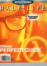 Half-Life Official Strategy Guide Book
