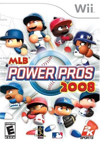 MLB: Power Pros 2008