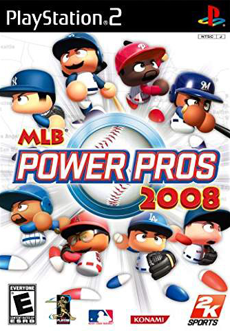 MLB: Power Pros 2008