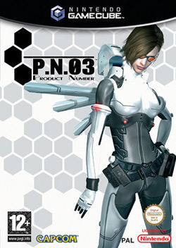 P.N.03 Official Strategy Guide Book