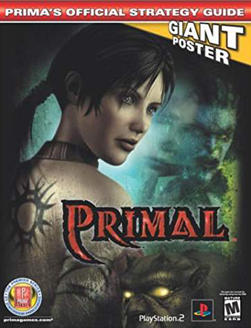 Primal Official Strategy Guide Book