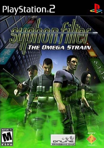 Syphon Filter: The Omega Strain Official Strategy Guide Book