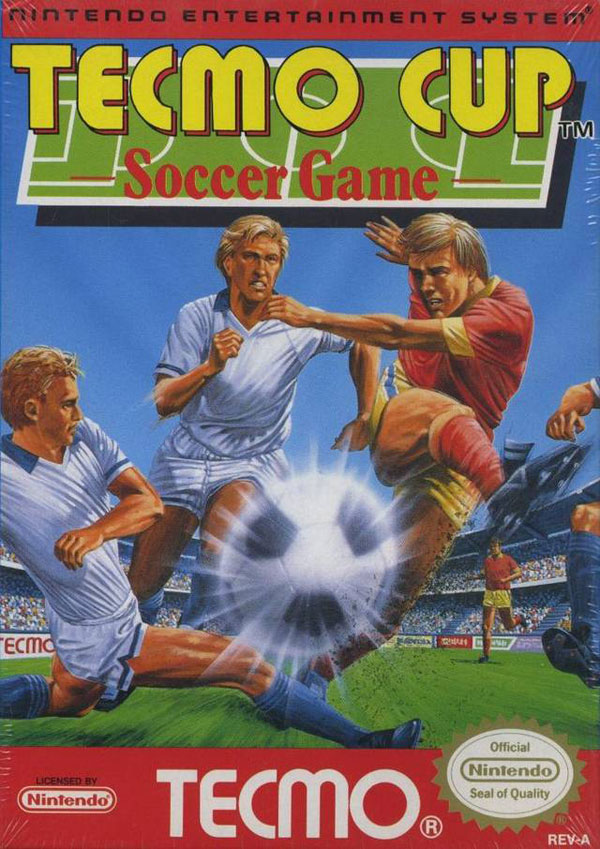 Tecmo Cup Soccer Game